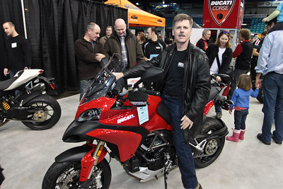Moncton Motorcycle show
