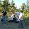 XC, Duke, Mule, Tallboy at FMF Base camp