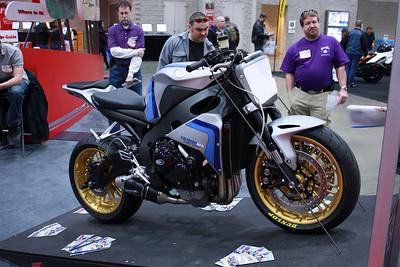 2011 International Motorcycle Show - Washington DC