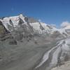 Franz Josef Glacier in the Grossglockner Pass
