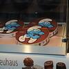 Smurf Chocolates