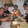 Dinner in the cellar of the Bayerischer Hof