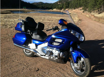 2012 Dec Goldwing Purchase