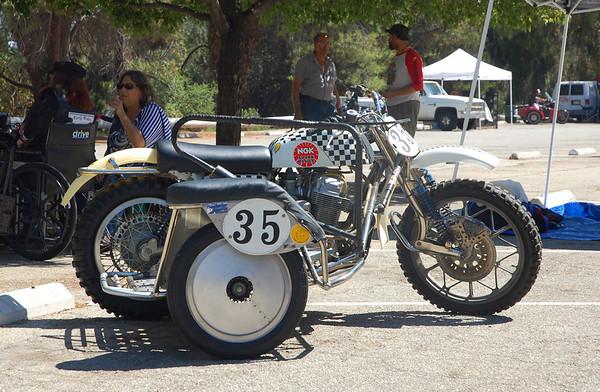 2012 Griffith Park Sidecar Rally