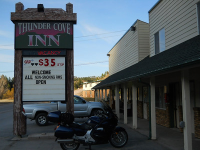 Thunder Cove... Deadwood, MT