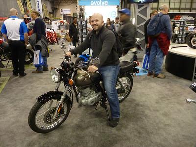 2012 NY Motorcycle Show
