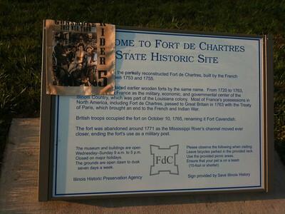 Bonus 049 Fort Chartres