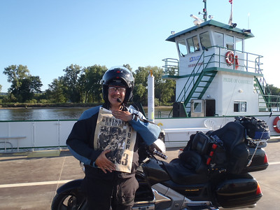 151 Ride the Cassville Ferry