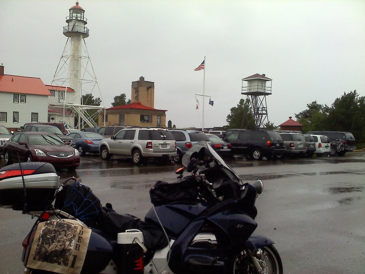 144 Prarie Harbor Lighthouse