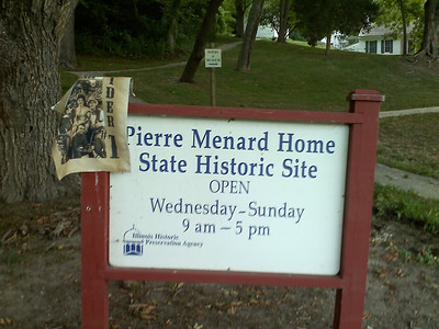 134 Pierre Menard Home