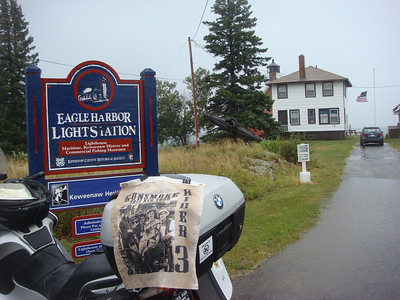 Bonus 042 Eagle Harbor Lighthouse