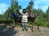 Bonus 056 Giant Grasshopper