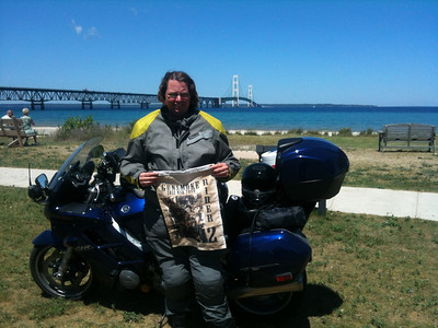 Bonus 098 Mackinac Bridge Photo