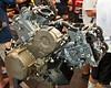 Ducati Panigale Superquadro: L-twin cylinder, 4 valve per cylinder, Desmodromic, liquid cooled<br /> 1198cc