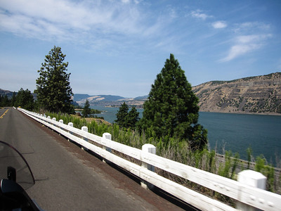 Columbia River from the Rowena/Mosier loop