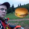 A cheeseburger for alfa1.