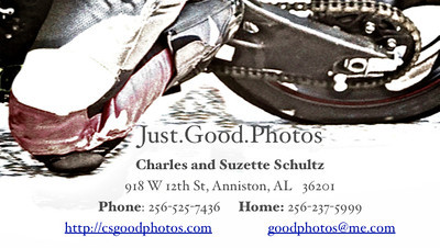 Just.Good.Photos Business Card
