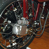 Megola 1922 ft wheel hub engine