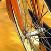 Flying Merkel 1912 ft wheel hub