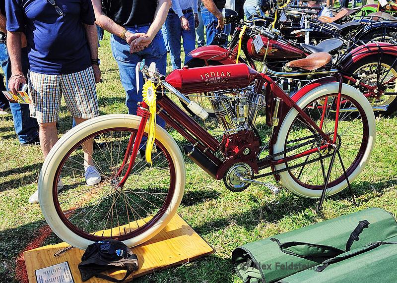 Indian moped replica