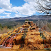 mineral spring north of Durango