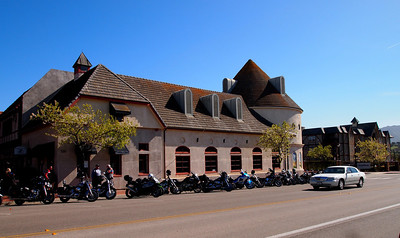 2013 Solvang Moto Museum