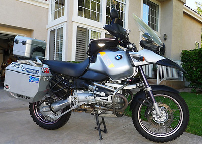 2004 BMW 1150 GS Adventure Sold