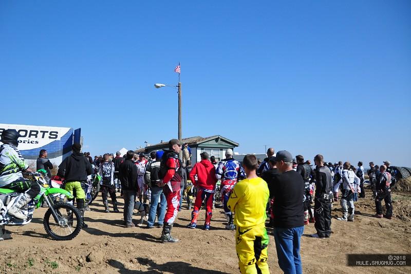 Rider's meeting