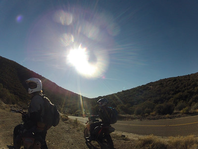 "2014 Baja ""Friends of Giant Loop"" Ride with Chilly White of Enduro360.com"
