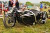 Brough Superior (1939) with Grand Alpine Sidecar