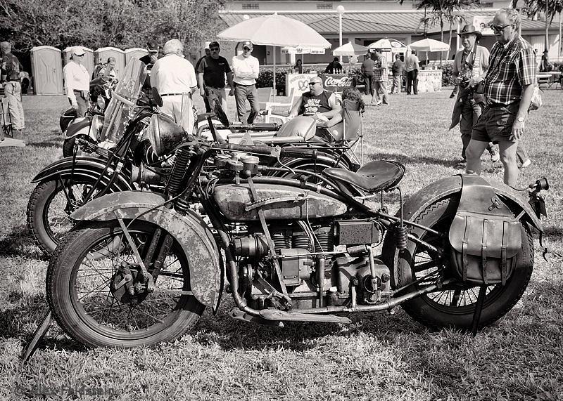 1929 Henderson Deluxe Four