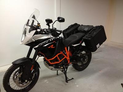 2014 KTM 1190R