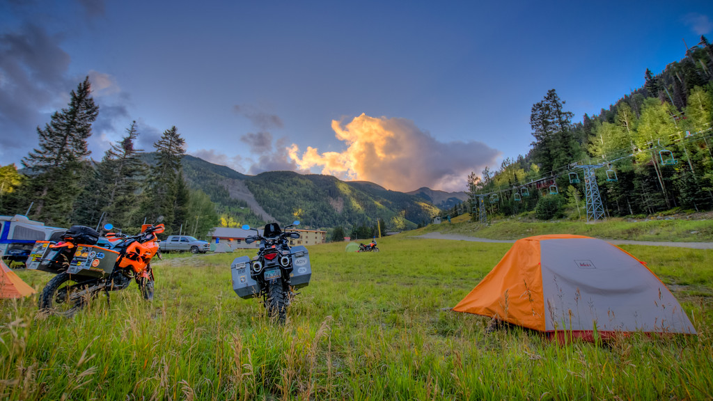 C&ed at 9200u0027 & Questor goes to the 2014 KTM Adventure Rally - Taos NM | Adventure Rider