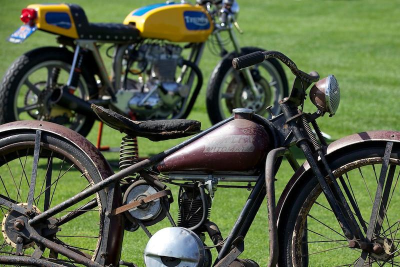 Quail Motorcycle- 2014