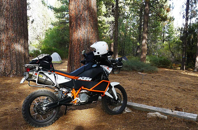 2014/10/03 Big Bear Advrider Camp & Ride