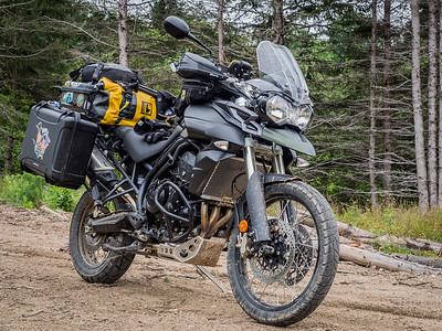 Riding with Sawdoc Aug 2 and 3, 2014