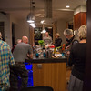 The Last Hurrah for the Twisted Shaft Motocycle Club, December 2014 at Damon & Kim's new home.