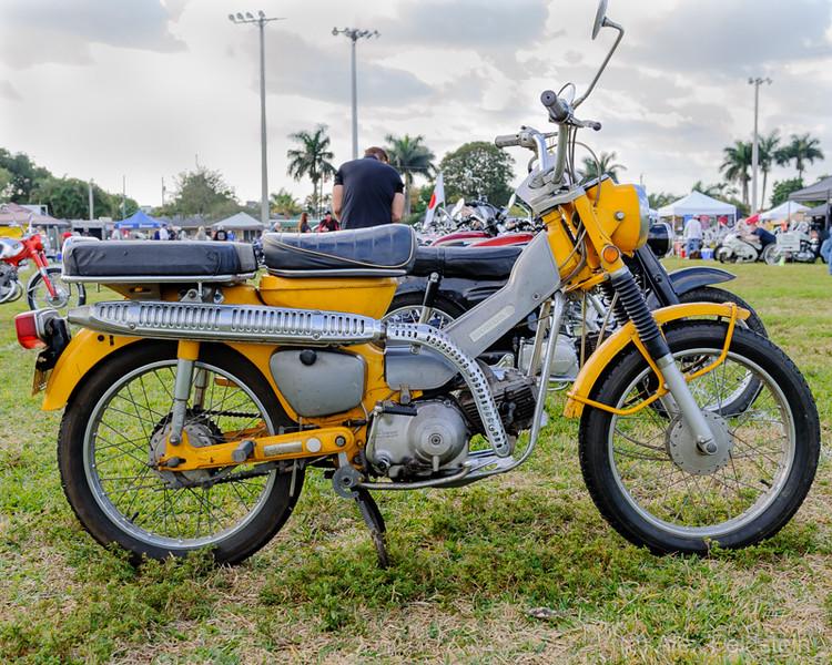 Honda Trail 90 - 1971