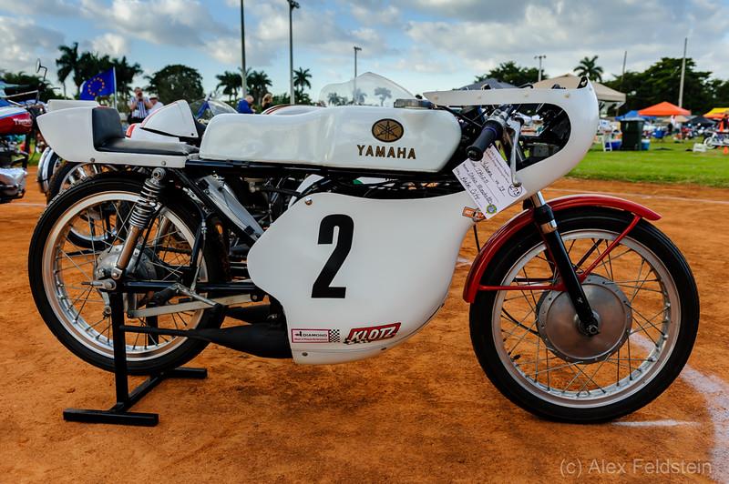 1973 Yamaha TA125