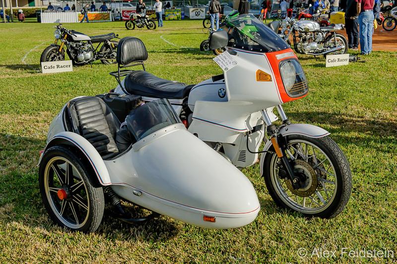 '76 BMW with sidecar