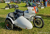 '76 BMW with sidecar