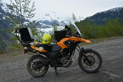 Salmon Glacier Overlook - Granduc Mine Road, Hyder, Alaska