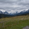 7 miles south of Glacier National Park - St. Mary entrance