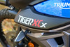Tiger XCx badging