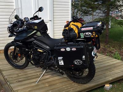 05-25 to 26-2015 Camping at Fundy
