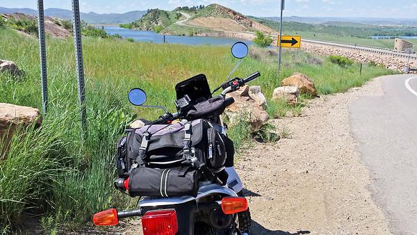 June 8 TW200 Ride