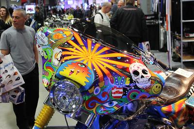 2015 International Motorcycle Show - Washington DC