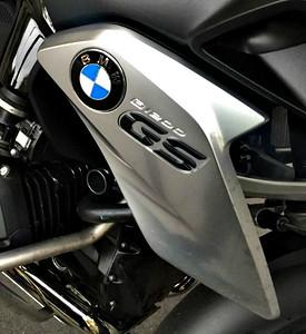2016 BMW R1200GS Triple Black