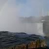 Niagara Falls!  Slowly I turned, step by step, inch by inch...