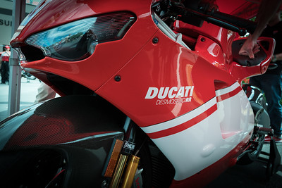Ducati Day at Sumerian Brewing Company